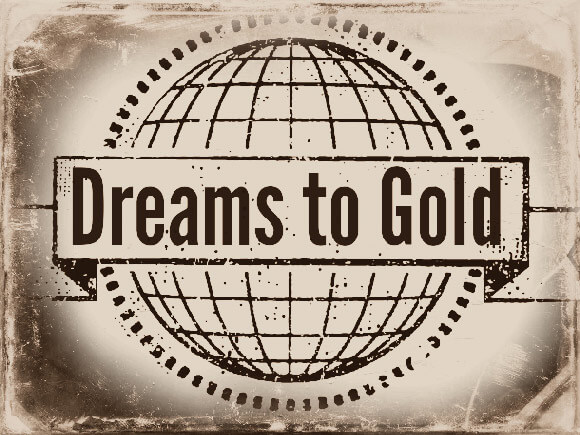 Cool Dreams to Gold Stamps