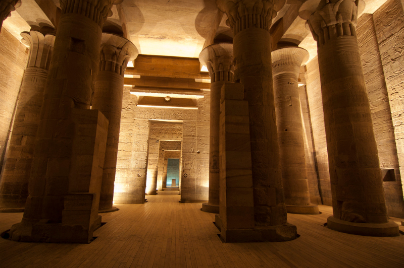 Isis Temple at Philae